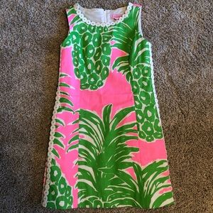 Lily Pulitzer Girls Dress
